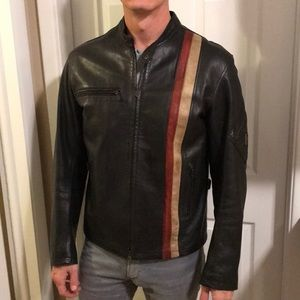 4c7f1610 Belstaff Jackets & Coats | Outlaw Leather Jacket | Poshmark